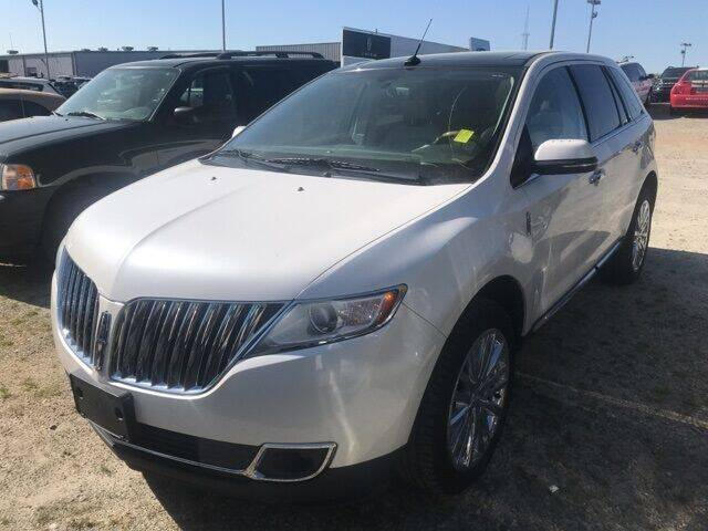 2013 Lincoln MKX for sale at BILLY HOWELL FORD LINCOLN in Cumming GA