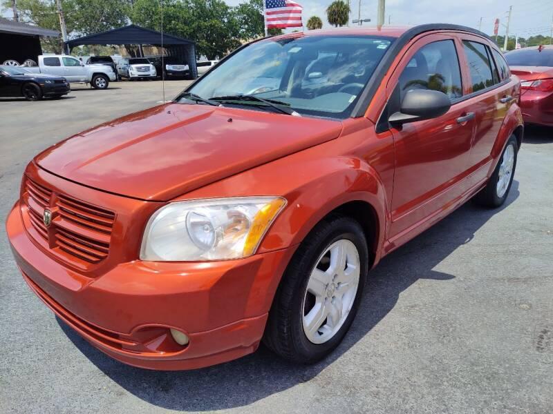 2007 Dodge Caliber for sale at Celebrity Auto Sales in Port Saint Lucie FL
