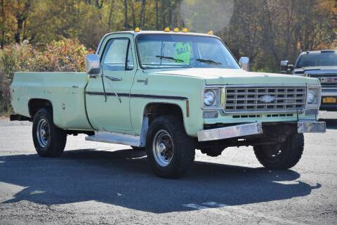 1975 Chevrolet C/K 10 Series for sale at Car Wash Cars Inc in Glenmont NY