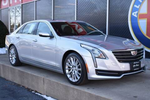 2017 Cadillac CT6 for sale at Alfa Romeo & Fiat of Strongsville in Strongsville OH