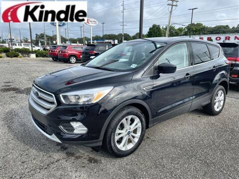 2019 Ford Escape for sale at Kindle Auto Plaza in Cape May Court House NJ