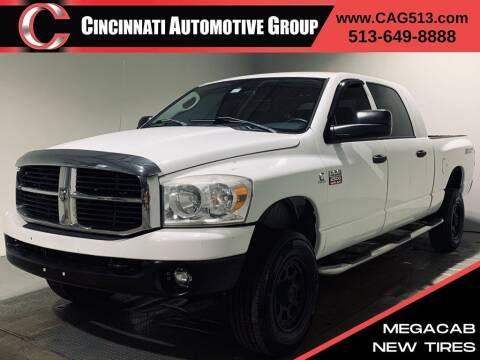 2008 Dodge Ram Pickup 2500 for sale at Cincinnati Automotive Group in Lebanon OH