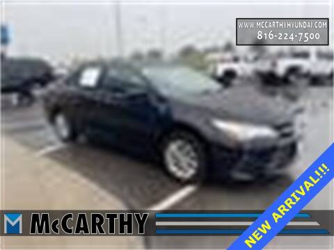 2017 Toyota Camry Hybrid for sale at Mr. KC Cars - McCarthy Hyundai in Blue Springs MO