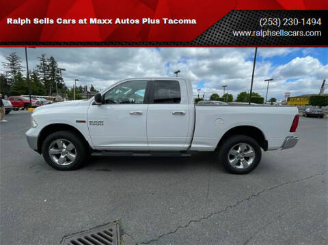 2014 RAM Ram Pickup 1500 for sale at Ralph Sells Cars at Maxx Autos Plus Tacoma in Tacoma WA