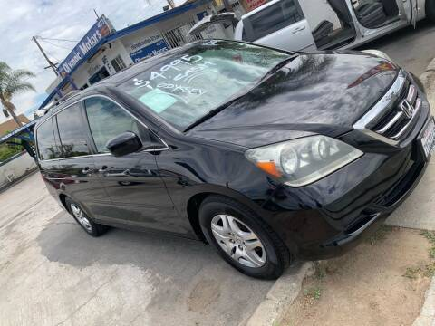 2007 Honda Odyssey for sale at Olympic Motors in Los Angeles CA