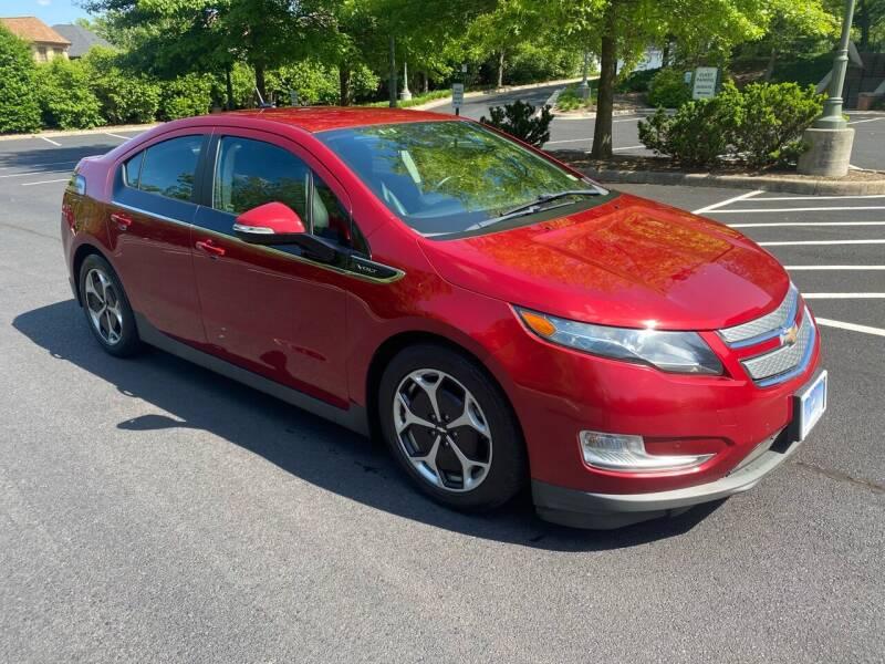 2014 Chevrolet Volt for sale at Car World Inc in Arlington VA