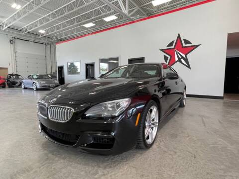 2013 BMW 6 Series for sale at CarNova - Shelby Township in Shelby Township MI