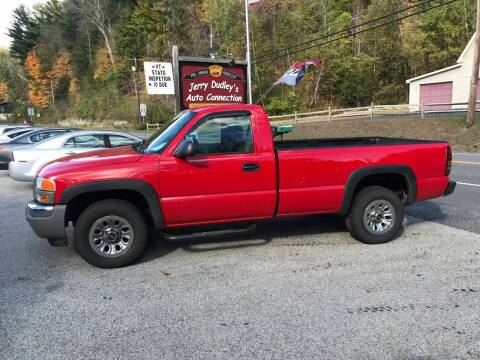 2007 GMC Sierra 1500 Classic for sale at Jerry Dudley's Auto Connection in Barre VT