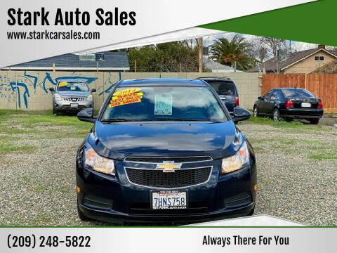 2014 Chevrolet Cruze for sale at Stark Auto Sales in Modesto CA