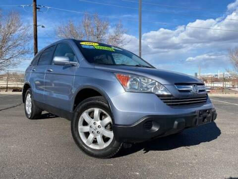2007 Honda CR-V for sale at UNITED Automotive in Denver CO