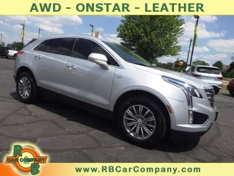 2018 Cadillac XT5 for sale at R & B CAR CO - R&B CAR COMPANY in Columbia City IN