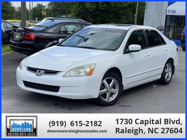 2005 Honda Accord for sale in Raleigh, NC