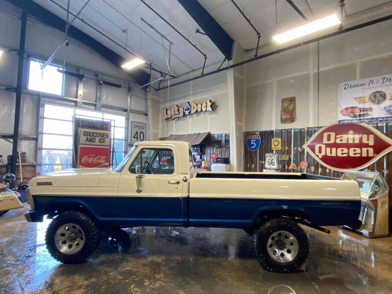 1967 Ford F-250 for sale at Cool Classic Rides in Redmond OR