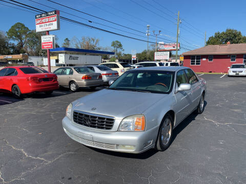 2001 Cadillac DeVille for sale at Sam's Motor Group in Jacksonville FL