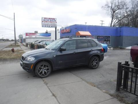 2012 BMW X5 for sale at City Motors Auto Sale LLC in Redford MI