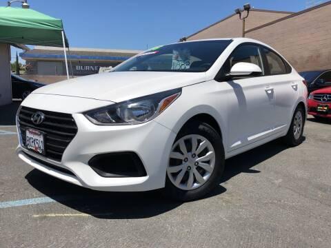 2018 Hyundai Accent for sale at Cars 2 Go in Clovis CA