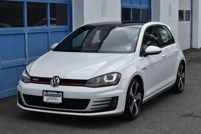 2015 Volkswagen Golf GTI for sale at IdealCarsUSA.com in East Windsor NJ