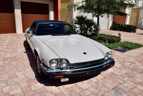1989 Jaguar XJ-Series for sale at Sunshine Classics, LLC in Boca Raton FL