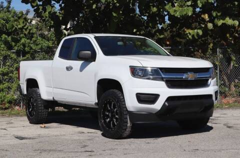 2015 Chevrolet Colorado for sale at No 1 Auto Sales in Hollywood FL