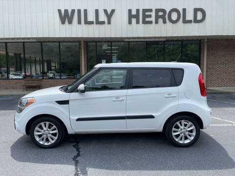 2012 Kia Soul for sale at Willy Herold Automotive in Columbus GA