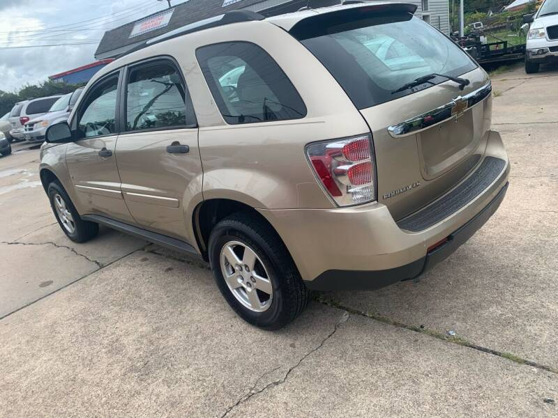 2007 Chevrolet Equinox for sale at Whites Auto Sales in Portsmouth VA