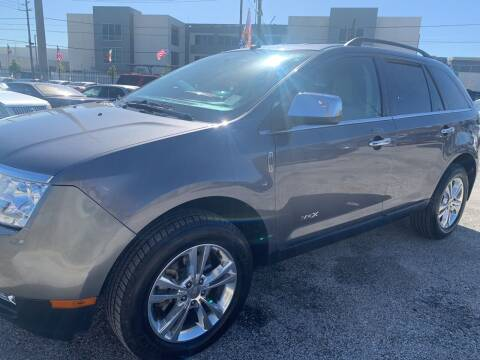 2010 Lincoln MKX for sale at FAIR DEAL AUTO SALES INC in Houston TX