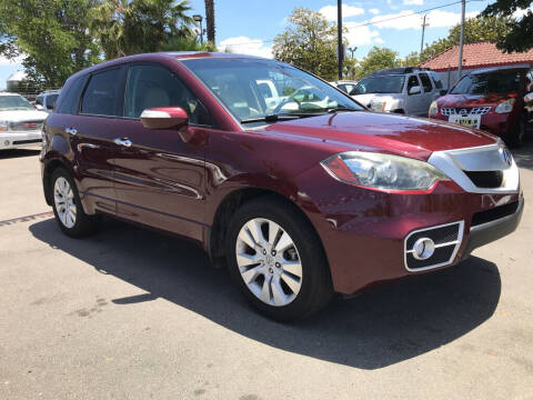 2011 Acura RDX for sale at EXPRESS CREDIT MOTORS in San Jose CA