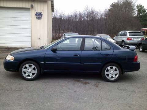2006 Nissan Sentra for sale at On The Road Again Auto Sales in Lake Ariel PA
