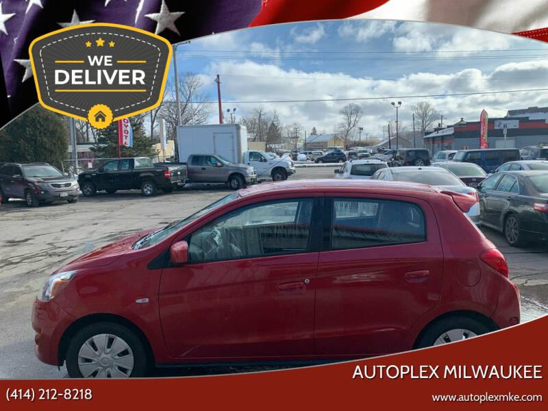 2014 Mitsubishi Mirage for sale at Autoplex Milwaukee in Milwaukee WI