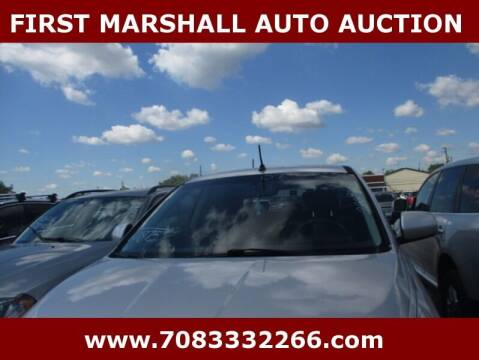 2007 Nissan Murano for sale at First Marshall Auto Auction in Harvey IL