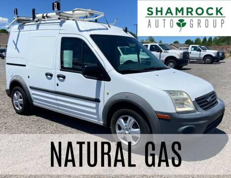 2012 Ford Transit Connect for sale at Shamrock Group LLC #1 in Pleasant Grove UT