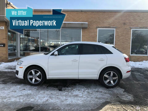 2015 Audi Q3 for sale at Auto Sport INC in Grand Rapids MI