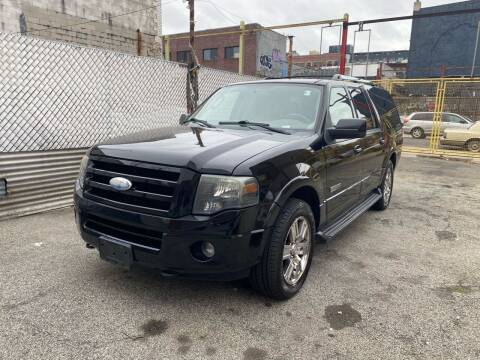 2008 Ford Expedition EL for sale at Raceway Motors Inc in Brooklyn NY