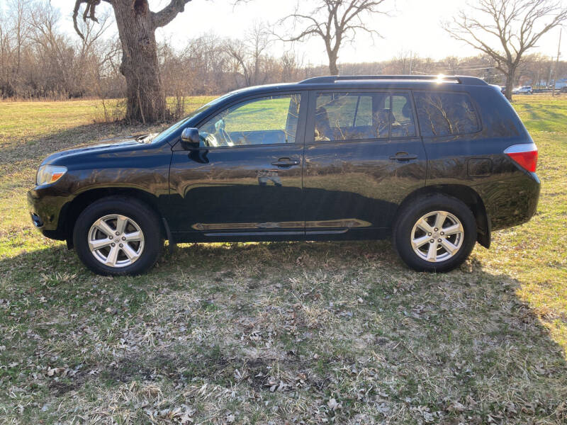 2008 Toyota Highlander for sale at Rustys Auto Sales - Rusty's Auto Sales in Platte City MO
