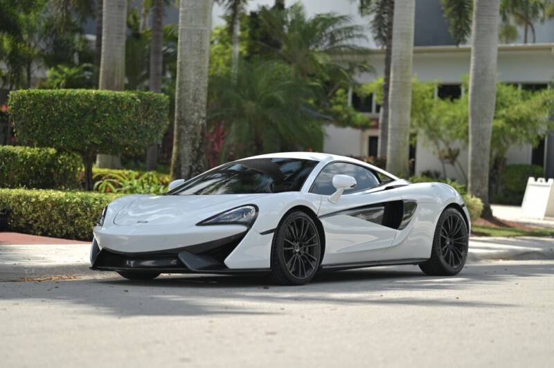 2016 McLaren 570S for sale at EURO STABLE in Miami FL