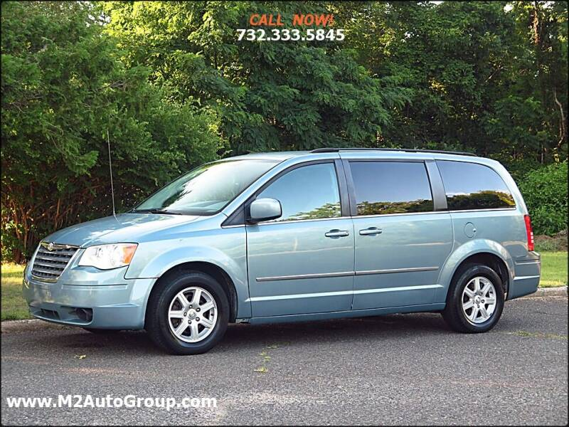 2010 Chrysler Town and Country for sale at M2 Auto Group Llc. EAST BRUNSWICK in East Brunswick NJ