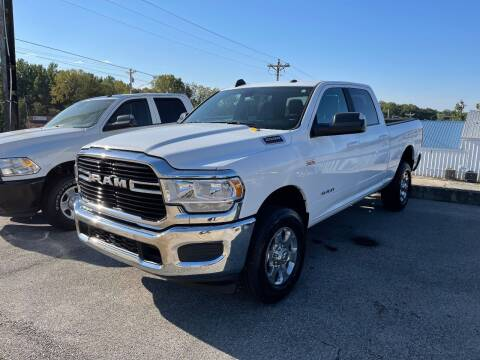 2021 RAM Ram Pickup 2500 for sale at Greg's Auto Sales in Poplar Bluff MO