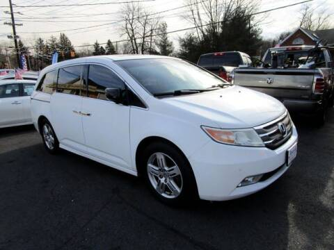 2011 Honda Odyssey for sale at American Auto Group Now in Maple Shade NJ