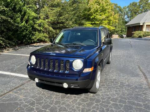 2013 Jeep Patriot for sale at SMT Motors in Roswell GA