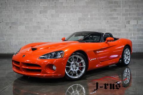 2008 Dodge Viper for sale at J-Rus Inc. in Macomb MI
