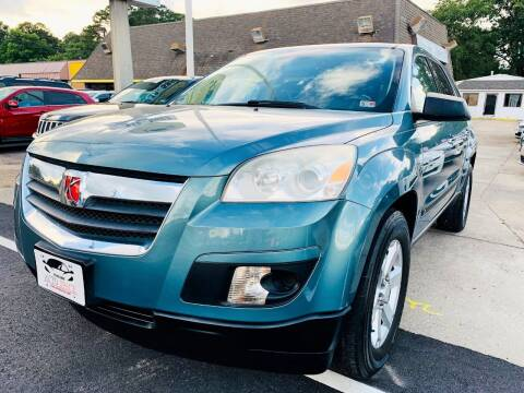 2009 Saturn Outlook for sale at Auto Space LLC in Norfolk VA