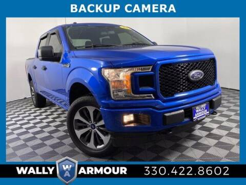 2019 Ford F-150 for sale at Wally Armour Chrysler Dodge Jeep Ram in Alliance OH