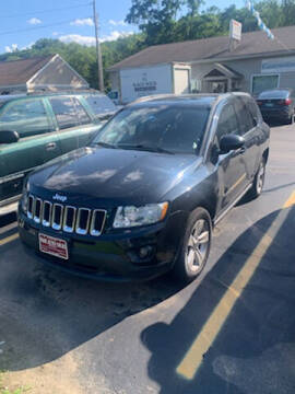 2012 Jeep Compass for sale at P & M AUTO in Springfield VT
