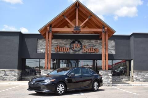 2019 Toyota Camry Hybrid for sale at JW Auto Sales LLC in Harrisonburg VA