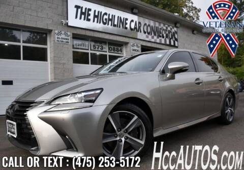 2018 Lexus GS 350 for sale at The Highline Car Connection in Waterbury CT