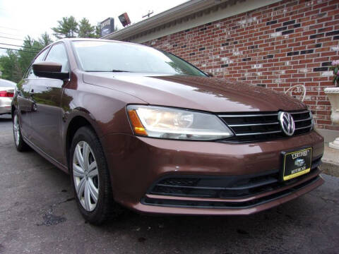 2017 Volkswagen Jetta for sale at Certified Motorcars LLC in Franklin NH