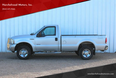 2006 Ford F-250 Super Duty for sale at Harchelroad Motors, Inc. in Imperial NE