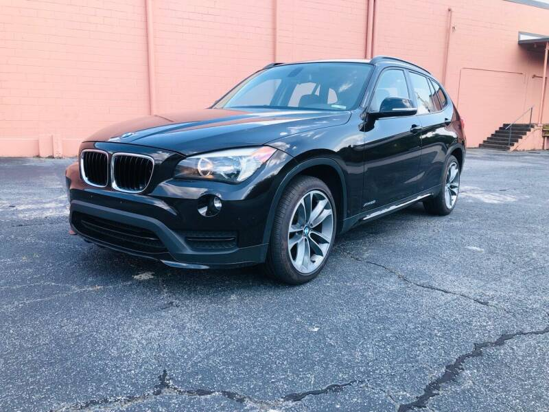 2015 BMW X1 for sale at DUNCAN AUTO SALES, INC in Cartersville GA