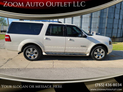 2007 Ford Expedition EL for sale at Zoom Auto Outlet LLC in Thorntown IN
