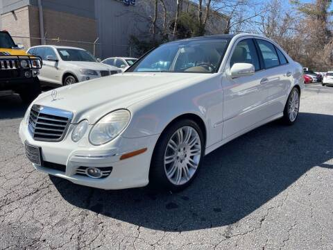 2007 Mercedes-Benz E-Class for sale at Quality Autos in Marietta GA